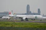 LEGACY-747さんが、成田国際空港で撮影した日本航空 777-346/ERの航空フォト(写真)