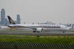 LEGACY-747さんが、成田国際空港で撮影したシンガポール航空 787-10の航空フォト(写真)