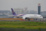 LEGACY-747さんが、成田国際空港で撮影したタイ国際航空 A350-941の航空フォト(飛行機 写真・画像)