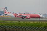 LEGACY-747さんが、成田国際空港で撮影したインドネシア・エアアジア・エックス A330-343Xの航空フォト(飛行機 写真・画像)