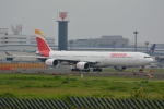 LEGACY-747さんが、成田国際空港で撮影したイベリア航空 A340-642Xの航空フォト(飛行機 写真・画像)