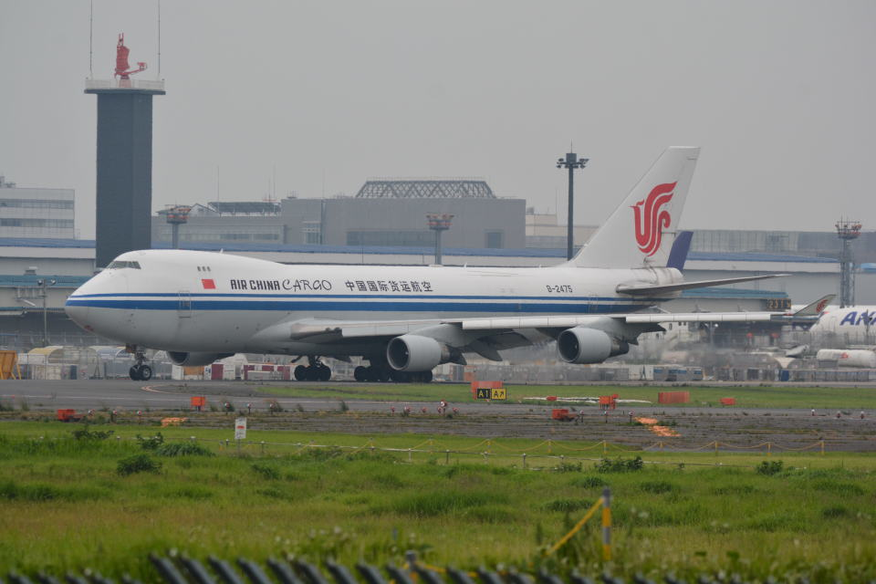 LEGACY-747さんの中国国際貨運航空 Boeing 747-400 (B-2475) 航空フォト