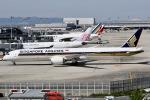 眠たいさんが、関西国際空港で撮影したシンガポール航空 787-10の航空フォト(写真)