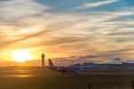 新千歳空港 - New Chitose Airport [CTS/RJCC]で撮影されたエアアジア・ジャパン - Airasia Japan [DJ/WAJ]の航空機写真