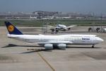 JA882Aさんが、羽田空港で撮影したルフトハンザドイツ航空 747-230BMの航空フォト(写真)