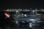 にしやんさんが、羽田空港で撮影したカンタス航空 747-438の航空フォト(写真)
