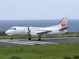 空旅さんが、沖永良部空港で撮影した日本エアコミューター 340Bの航空フォト(飛行機 写真・画像)