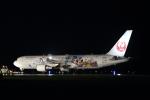 ATOMさんが、帯広空港で撮影した日本航空 767-346/ERの航空フォト(飛行機 写真・画像)