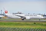 よしポンさんが、成田国際空港で撮影した日本航空 787-8 Dreamlinerの航空フォト(写真)