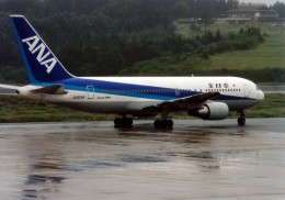 marariaさんが、青森空港で撮影した全日空 767-281の航空フォト(飛行機 写真・画像)