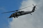うめたろうさんが、嘉手納飛行場で撮影したアメリカ空軍 S-70 (H-60 Black Hawk/Seahawk)の航空フォト(写真)