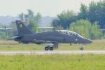 ちゃぽんさんが、ジュコーフスキー空港で撮影したフィンランド空軍 BAe Hawk 51の航空フォト(飛行機 写真・画像)