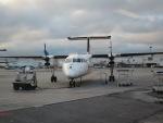 マッペケさんが、モントリオール・ピエール・エリオット・トルドー国際空港で撮影したエア・カナダ ジャズ DHC-8-102 Dash 8の航空フォト(写真)