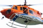 SAMBAR-2463さんが、群馬県(場外)で撮影した新日本ヘリコプター 412EPの航空フォト(写真)