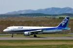 にしやんさんが、釧路空港で撮影した全日空 A320-211の航空フォト(写真)