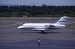 kumagorouさんが、仙台空港で撮影したユタ銀行 CL-600-2B16 Challenger 601-3Aの航空フォト(飛行機 写真・画像)