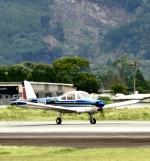 ザキヤマさんが、熊本空港で撮影した日本法人所有 FA-200-180 Aero Subaruの航空フォト(写真)