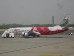 マッペケさんが、インディラ・ガンディー国際空港で撮影したエア・インディア・エクスプレス 737-8HGの航空フォト(写真)