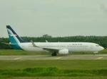 マッペケさんが、クアラルンプール国際空港で撮影したシルクエア 737-8SAの航空フォト(写真)