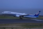 airline Nagoyaさんが、中部国際空港で撮影した全日空 787-9の航空フォト(飛行機 写真・画像)