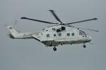 うめやしきさんが、厚木飛行場で撮影した海上自衛隊 MCH-101の航空フォト(写真)