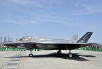 うめやしきさんが、岩国空港で撮影したアメリカ海兵隊 F-35B Lightning IIの航空フォト(写真)