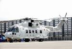 うめやしきさんが、岩国空港で撮影した海上自衛隊 MCH-101の航空フォト(写真)