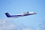 あぽやんさんが、中部国際空港で撮影したANAウイングス DHC-8-402Q Dash 8の航空フォト(写真)