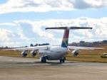 マッペケさんが、イヴァト空港で撮影したエアリンク Avro 146-RJ85Aの航空フォト(写真)