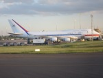 マッペケさんが、ジョモ・ケニヤッタ国際空港で撮影した大韓民国空軍 747-4B5の航空フォト(写真)