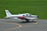 Dojalanaさんが、札幌飛行場で撮影した日本個人所有 PA-28-140 Cherokeeの航空フォト(写真)