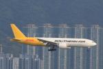 kikiさんが、香港国際空港で撮影したサウスウェスト航空 737-7H4の航空フォト(写真)