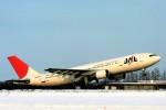 にしやんさんが、帯広空港で撮影した日本航空 A300B4-622Rの航空フォト(写真)