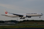木人さんが、成田国際空港で撮影した日本航空 777-346/ERの航空フォト(写真)