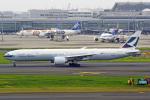 tkosadaさんが、羽田空港で撮影したキャセイパシフィック航空 777-367/ERの航空フォト(写真)
