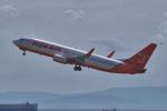 yabyanさんが、中部国際空港で撮影したチェジュ航空 737-8Q8の航空フォト(写真)
