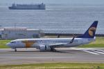 yabyanさんが、中部国際空港で撮影したMIATモンゴル航空 737-8SHの航空フォト(写真)