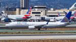 LAX Spotterさんが、ロサンゼルス国際空港で撮影したユナイテッド航空 737-9-MAXの航空フォト(写真)