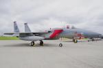 ちゃぽんさんが、横田基地で撮影したアメリカ空軍 F-15C-30-MC Eagleの航空フォト(写真)