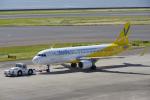 中部国際空港 - Chubu Centrair International Airport [NGO/RJGG]で撮影されたバニラエア - Vanilla Air [JW/VNL]の航空機写真