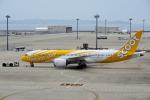 yabyanさんが、中部国際空港で撮影したスクート 787-8 Dreamlinerの航空フォト(飛行機 写真・画像)