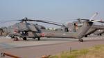 ちゃぽんさんが、ジュコーフスキー空港で撮影したロシア空軍 Mi-28の航空フォト(飛行機 写真・画像)