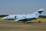 ちゃぽんさんが、茨城空港で撮影した航空自衛隊 U-125A(Hawker 800)の航空フォト(写真)