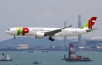 香港国際空港 - Hong Kong International Airport [HKG/VHHH]で撮影されたTAPポルトガル航空 - TAP Portugal [TP/TAP]の航空機写真