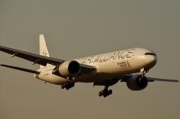 飛行機ゆうちゃんさんが、成田国際空港で撮影したシンガポール航空 777-312/ERの航空フォト(飛行機 写真・画像)