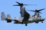 ちゅういちさんが、横田基地で撮影したアメリカ空軍 CV-22Bの航空フォト(写真)