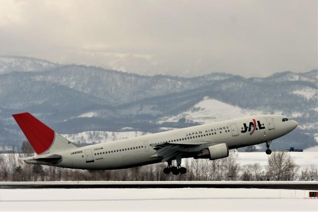 日本航空 Airbus A300-600 JA856...