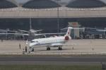 TAOTAOさんが、青島流亭国際空港で撮影した中国人民解放軍 空軍 CL-600-2C10 Challenger 870の航空フォト(写真)