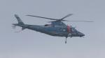 撮り撮り人さんが、岡山空港で撮影した岡山県警察 A109E Powerの航空フォト(写真)