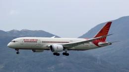 westtowerさんが、香港国際空港で撮影したエア・インディア 787-8 Dreamlinerの航空フォト(写真)